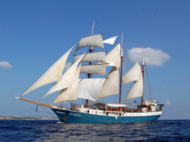 Atlantis Tall ship